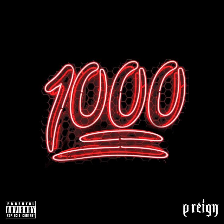 """P Reign """"1000"""""""