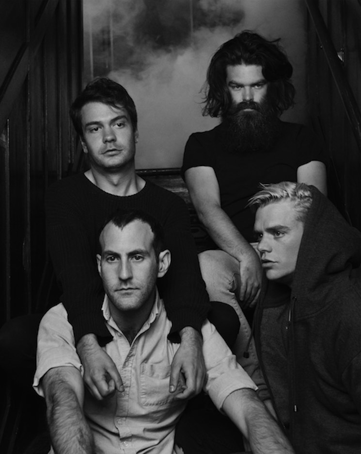 Preoccupations Plot World Tour