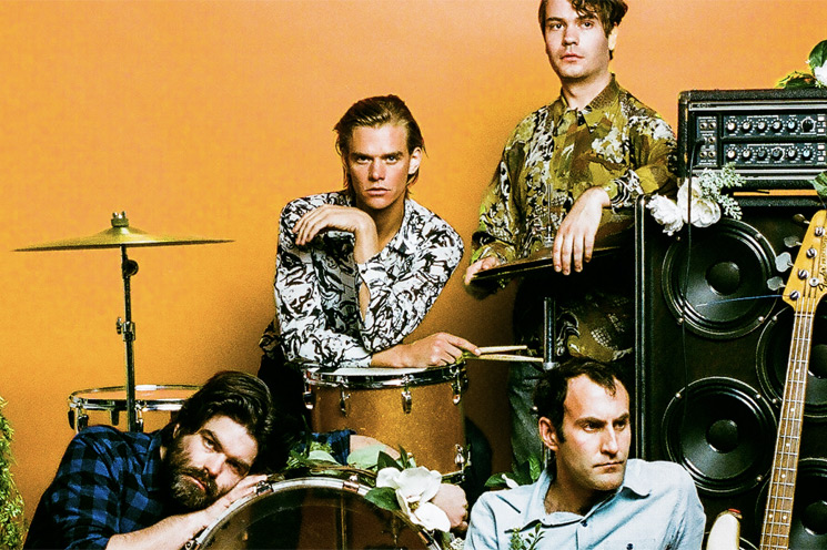 Preoccupations Launch GoFundMe to Replace Stolen Gear