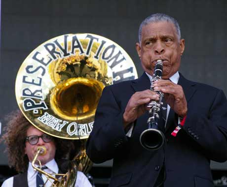 Preservation Hall Jazz Band Gorge Amphitheatre, George WA, May 25