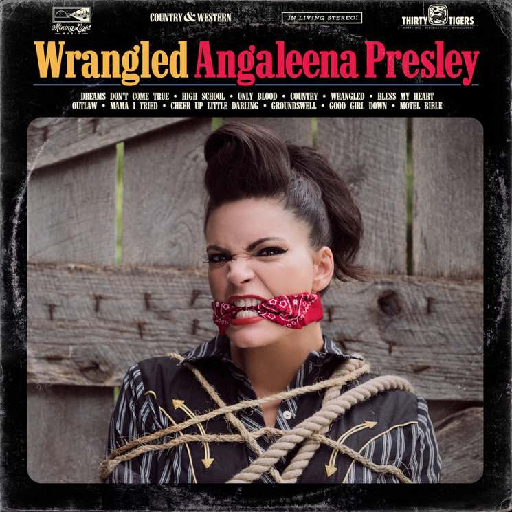 Angaleena Presley Wrangled