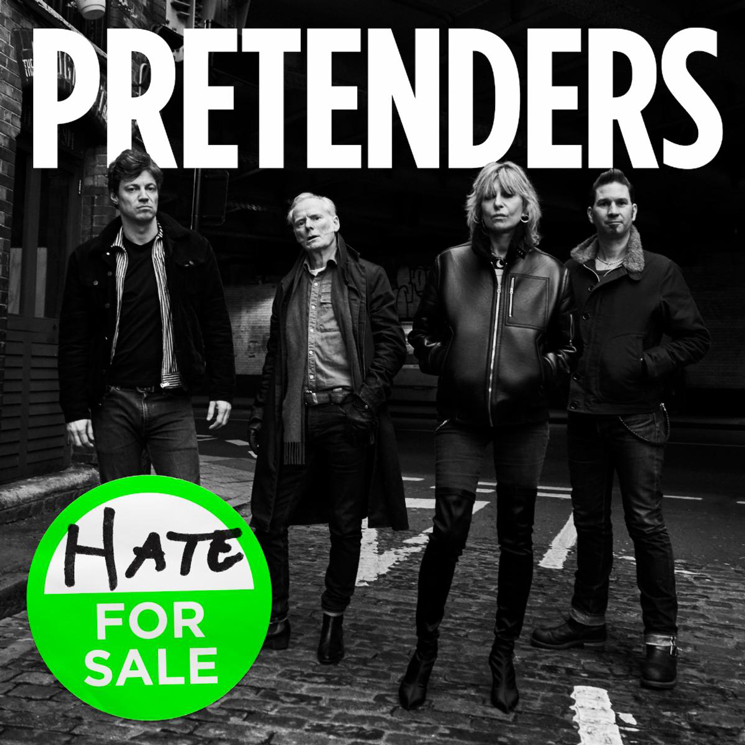 The Pretenders Announce New Album 'Hate for Sale'