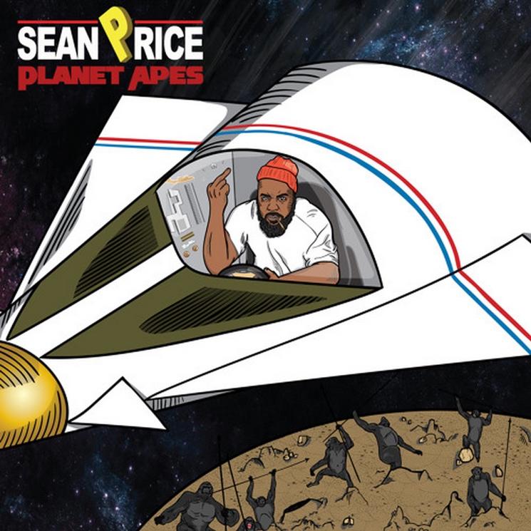 Sean Price 'Planet Apes'