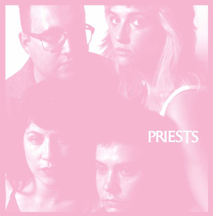 Priests Nothing Feels Natural