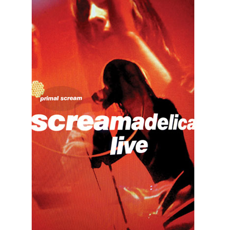Primal Scream Further Celebrate <i>Screamadelica</i> with New Live DVD