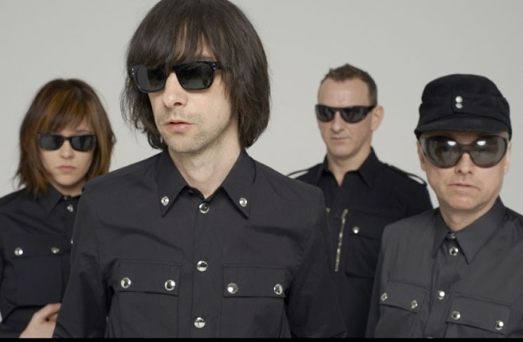 Primal Scream Map Out North American Tour