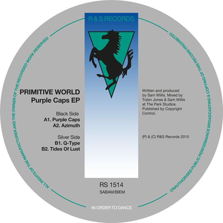 Primitive World Purple Caps