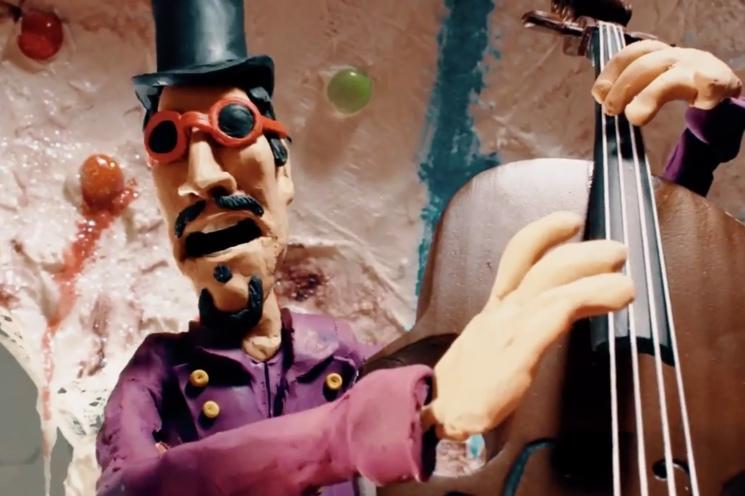 Primus 'Candy Man' (video)