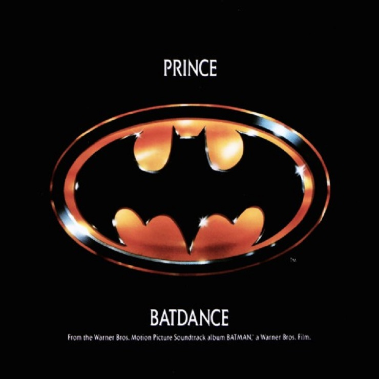 Prince 'Batdance' (remix ft. Big Daddy Kane)