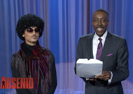 Prince to Take Over 'The Arsenio Hall Show'