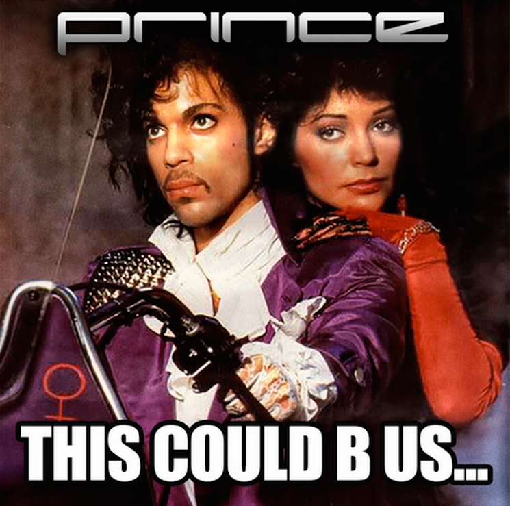"Prince ""This Could Be Us"" (teaser)"