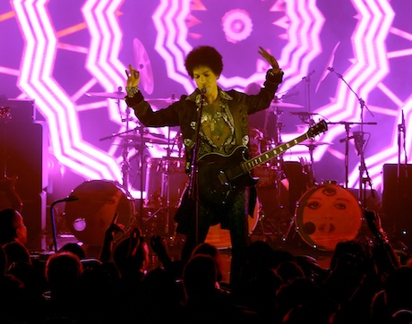 Prince to Open His House for Public Concert This Weekend