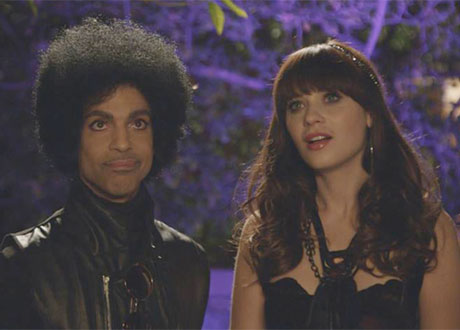"Prince ""FALLINLOVE2NITE"" (ft. Zooey Deschanel)"