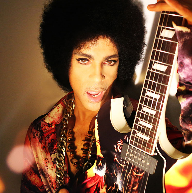 Prince to Play Toronto on Tuesday