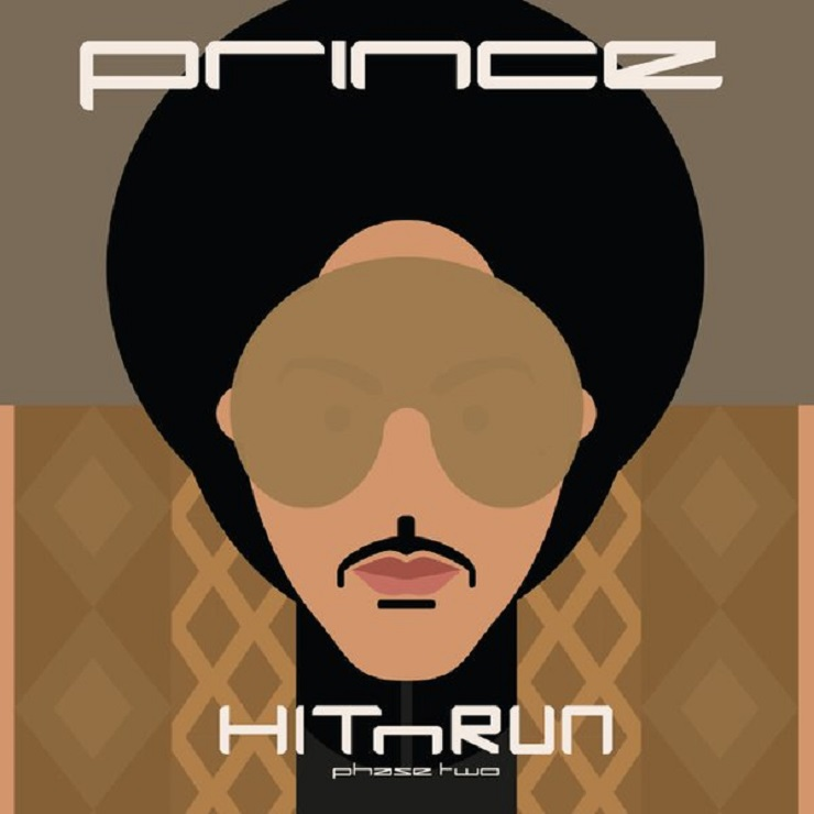 Prince Releases 'HITNRUN: Phase Two'