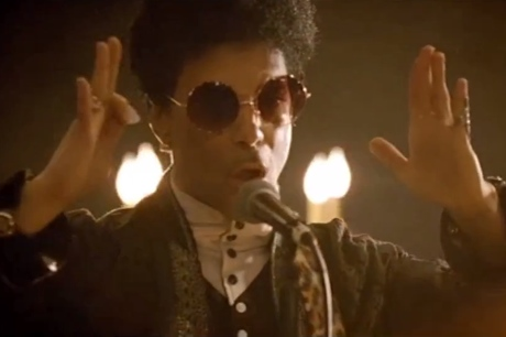 "Prince ""Rock and Roll Love Affair"" (video)"