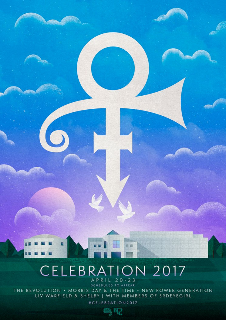 "Paisley Park to Host ""Celebration 2017"" on the Anniversary of Prince's Death"