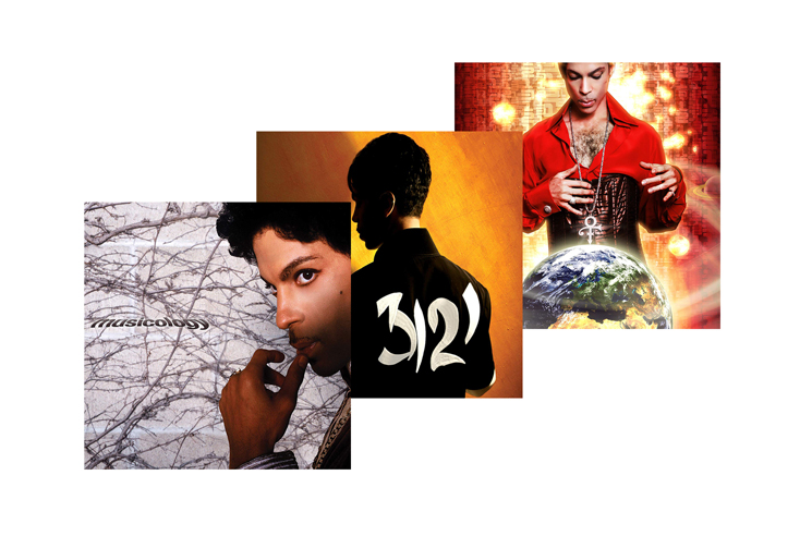 Prince's 'Musicology,' '3121' and 'Planet Earth' Given Vinyl Reissues
