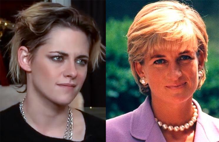 Kristen Stewart Is Playing Princess Diana in Pablo Larraín's New Film