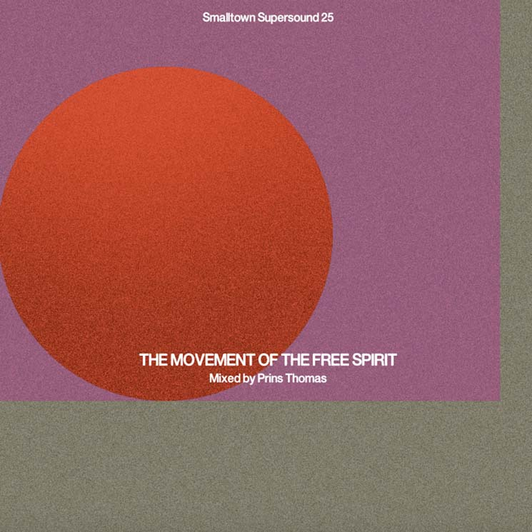Prins Thomas / Various Smalltown Supersound 25: Movement of the Free Spirit