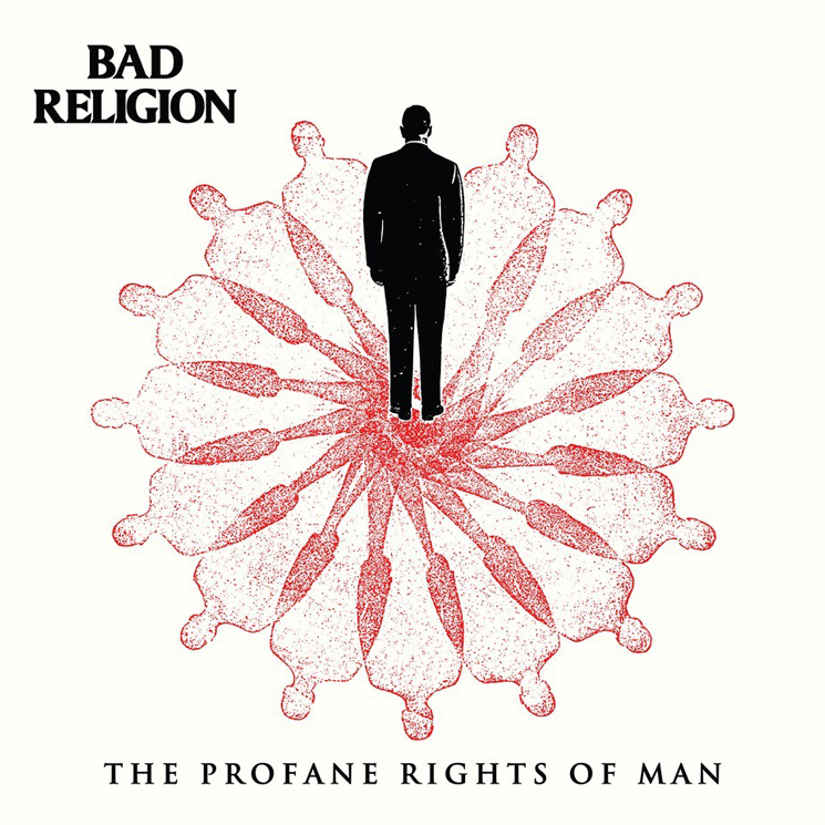Bad Religion Share 'The Profane Rights of Man'