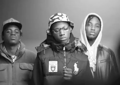 "Pro Era ""Overseas"" (video)"