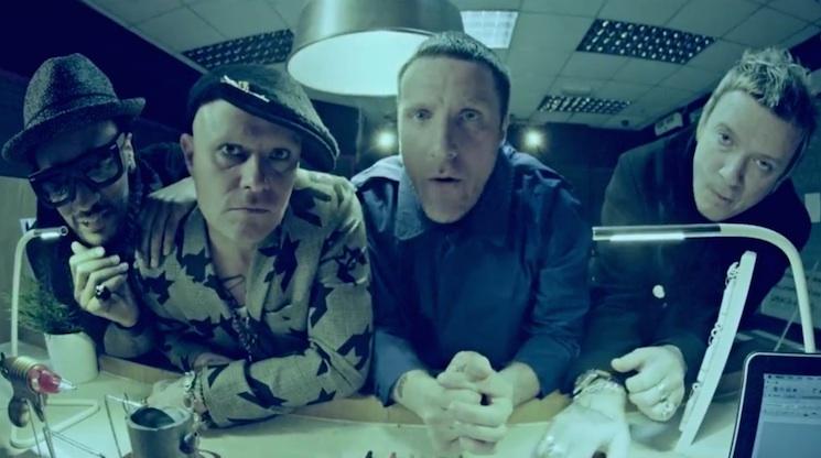The Prodigy 'Ibiza' (ft. Sleaford Mods) (video)