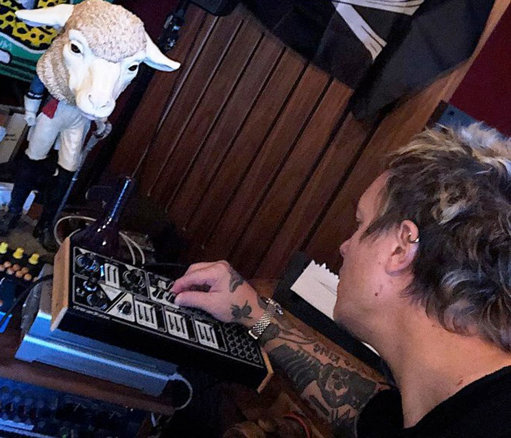 The Prodigy Are Back in the Studio Working New Material