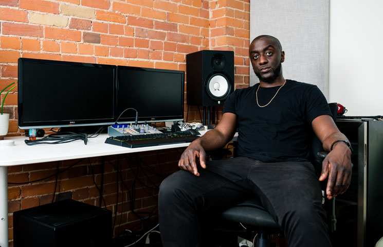 Prezident Jeff Brings Gospel, Highlife and Hard Work to Bear on Toronto's Sound