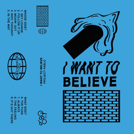 Project Pablo Announces 'I Want to Believe' for 1080p