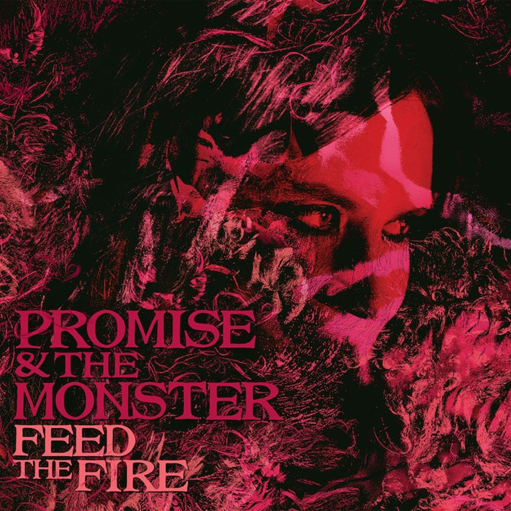 Promise and the Monster Feed the Fire