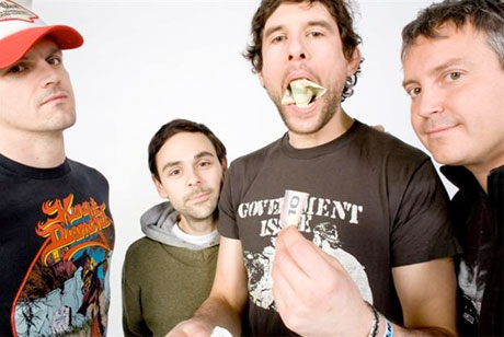 Propagandhi Set Sights on New LP