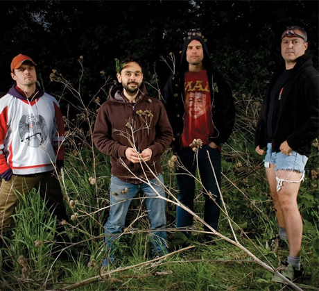 Propagandhi's 'Failed States' Takeover, Grimes' Touring Woes and Slowdive's Possible Reunion Lead This Week's News Roundup