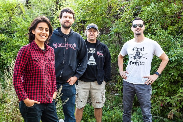 Propagandhi Speak on How They Are Shaking Up the 'Little Boy's Club' with New Guitarist