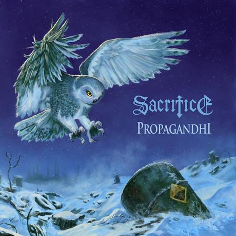 Propagandhi/Sacrifice Split Seven-Inch Gets Release Date, Cover Art
