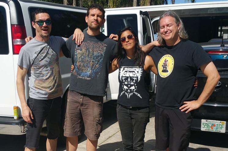 Propagandhi Reschedule Western Canadian Fall Tour Dates