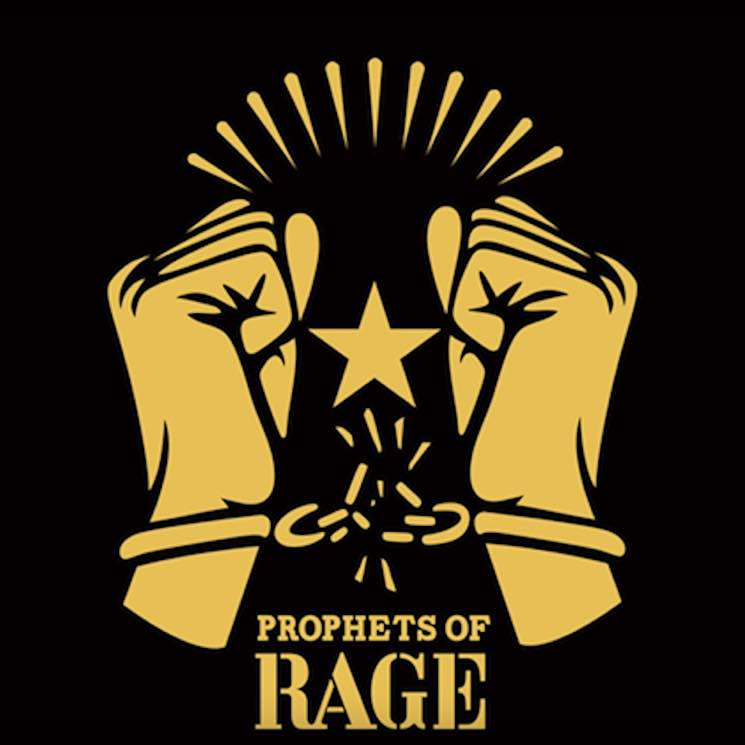 Prophets of Rage 'The Party's Over'