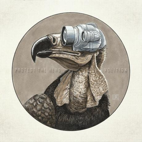 Protest the Hero 'Volition' (album stream)