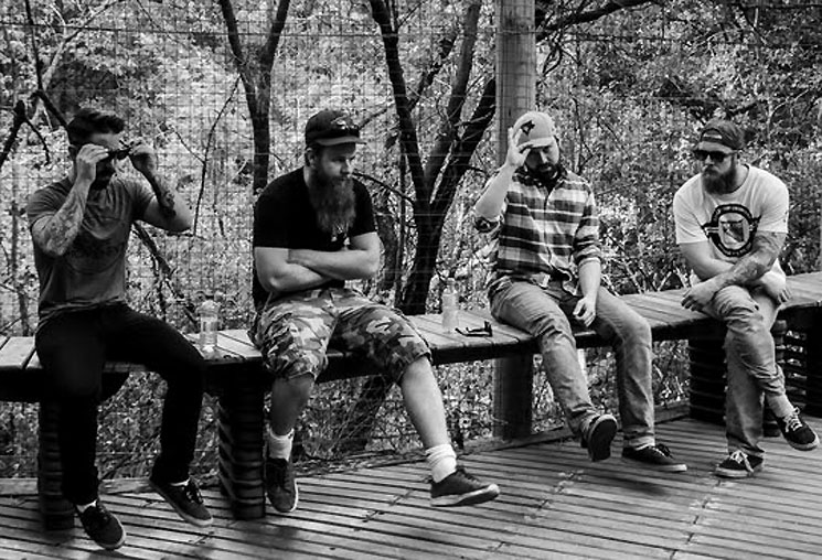 Protest the Hero Postpone Recording Sessions, Cancel Tour Due to Rody Walker's Vocal Issues