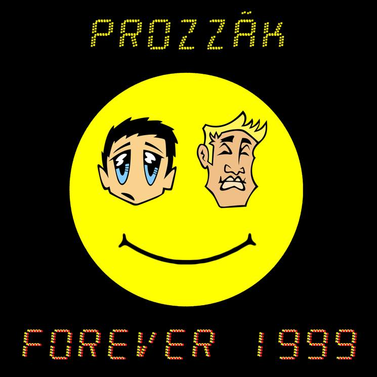 Prozzäk 'Forever 1999' (album stream)
