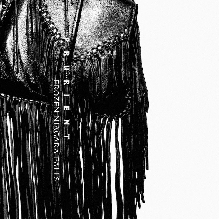 Prurient Announces 'Frozen Niagara Falls' Double Album