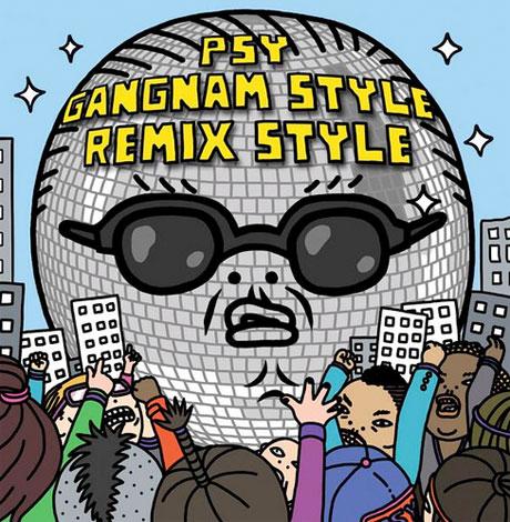 Psy 'Gangnam Style' (Diplo remix) (ft. 2 Chainz, Tyga)