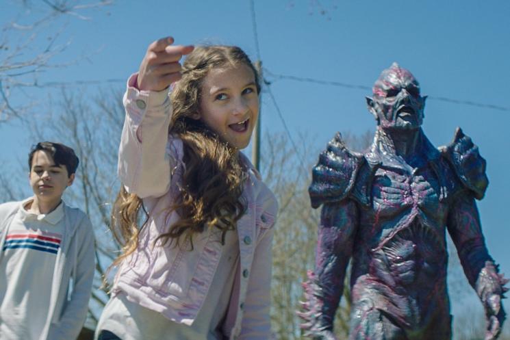 'PG: Psycho Goreman' Is Bloody Good Fun Directed by Steven Kostanski