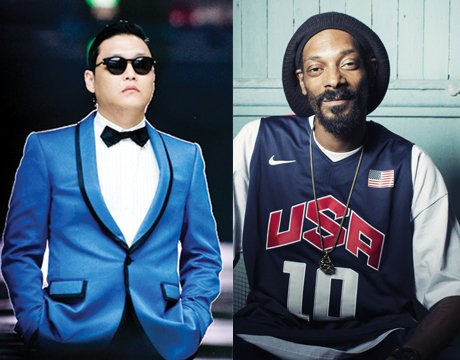 Groove 2012: PSY vs. Snoop Lion