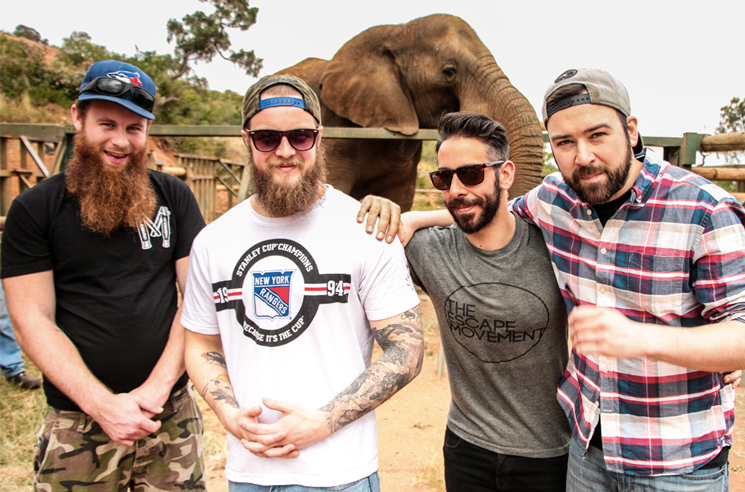 Protest the Hero Are Done Recording Their Next Album