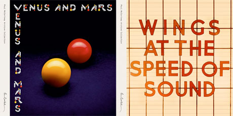 Paul McCartney Announces More Expanded Wings Reissues