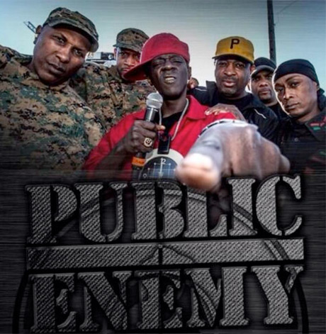 Public Enemy Gear Up for North American Winter Tour, Play Vancouver