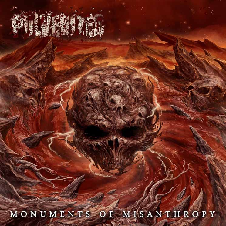 Pulverized Monuments of Misanthropy