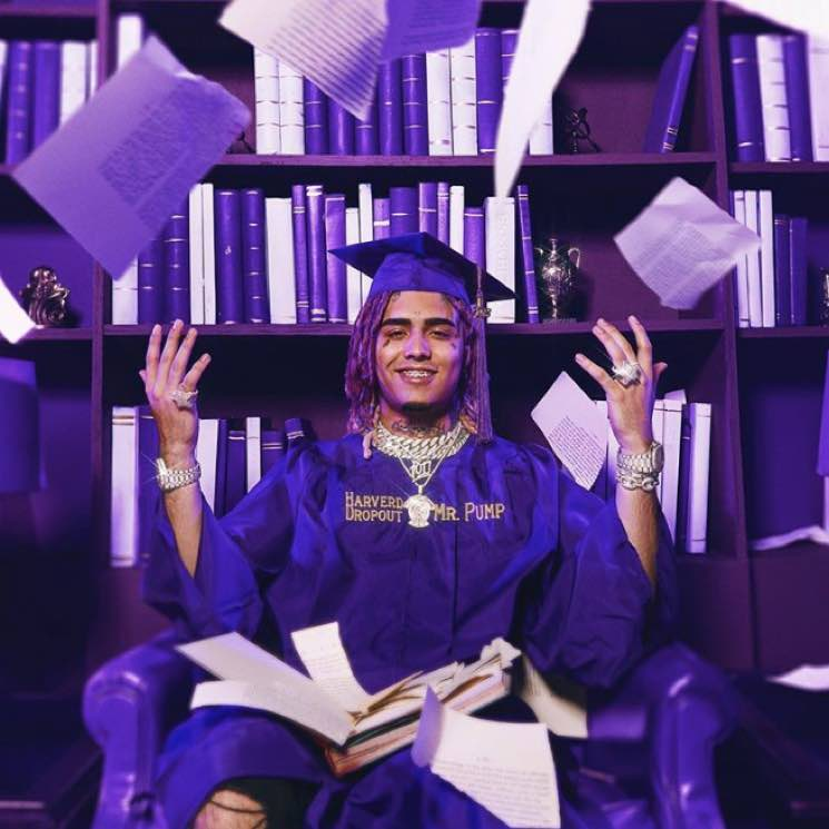 Harvard Had to Clarify Lil Pump Is Not Replacing Angela Merkel as Its Commencement Speaker