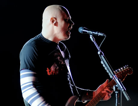 Billy Corgan Sues Distributor over Royalties